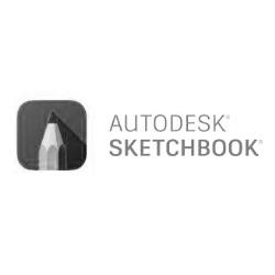logo autodesk sketchbook