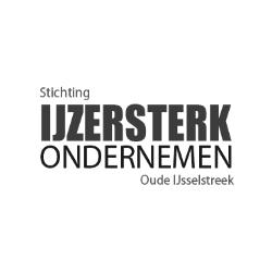logo IJzersterk ondernemen 250x250